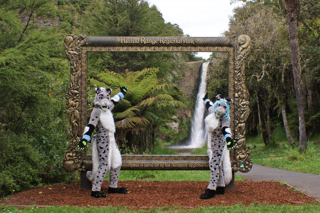 NZ Fursuiters at FurcoNZ